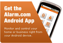 Get the Alarm.com Android App