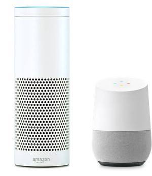 Alarm.com Voice Control