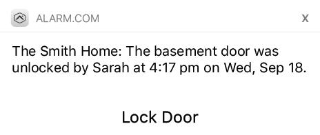 Alarm.com Smart Home Security 6