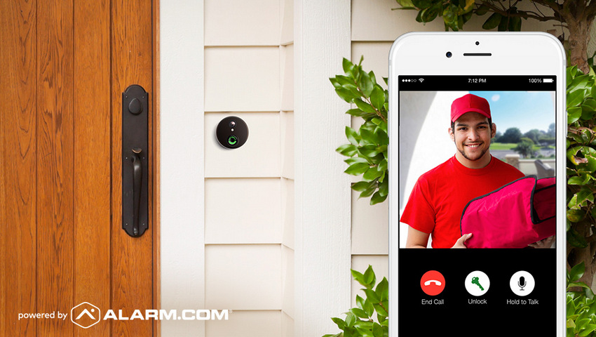 Smarter Home Security Starts At The Front Door
