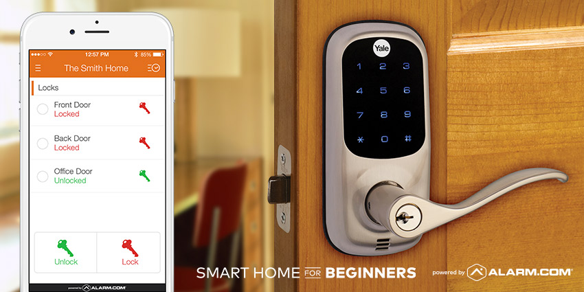 & Smart Home for Beginners: Smart Locks and Access